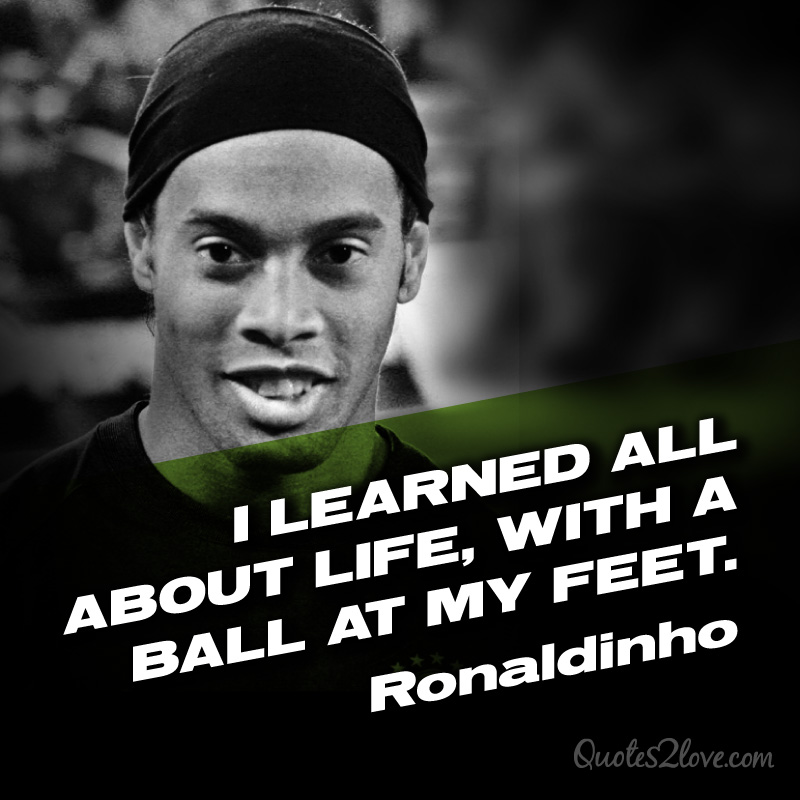 Famous Soccer Quotes. QuotesGram