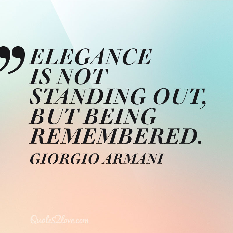 British Fashion Style Quotes