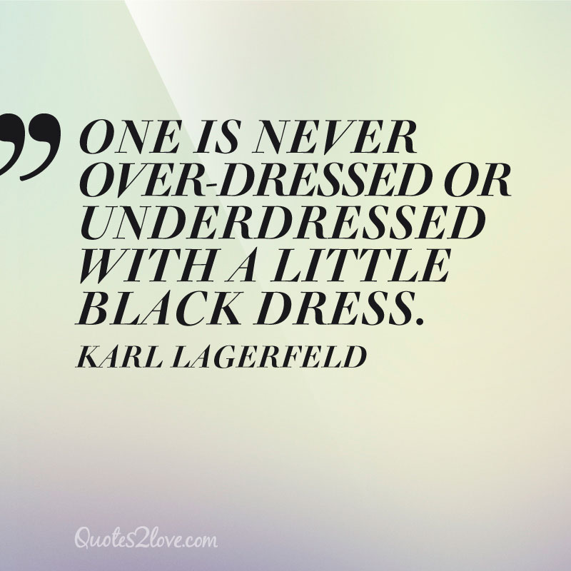 20 Fashion Quotes By The Worlds Biggest Style Icons Quotes2love