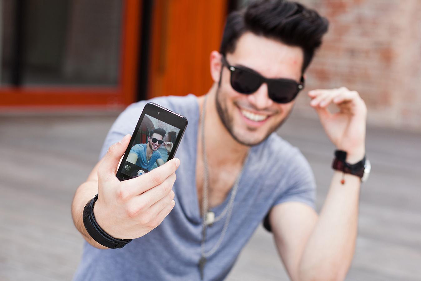 Как сделать красивое селфи с парнем фото